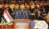 مصر تكشف عن مشاورات لإعادة مقعد الجامعة العربية للنظام السوري!
