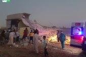 ارتفاع حصيلة ضحايا تفجير مشفى الراعي في حلب