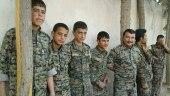 ميليشيات سوريا الديمقراطية تعتقل 200 طفل من مخيم في الحسكة