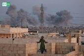 رغم الهدنة التي أعلنتها روسيا.. جرحى مدنيون بقصف جوي وصاروخي على ريف إدلب