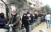 طوابير الانتظار.. أزمة متجددة تهدد أهالي حلب!