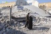 مقتل خمسة مدنيين بينهم امرأة وطفلها بقصف روسي على إدلب