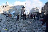 الأسد يرتكب 3 مجازر خلال ساعات في إدلب.. 16 قتيلاً وعشرات الجرحى