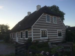Een karakteristiek huis in Hesnaes