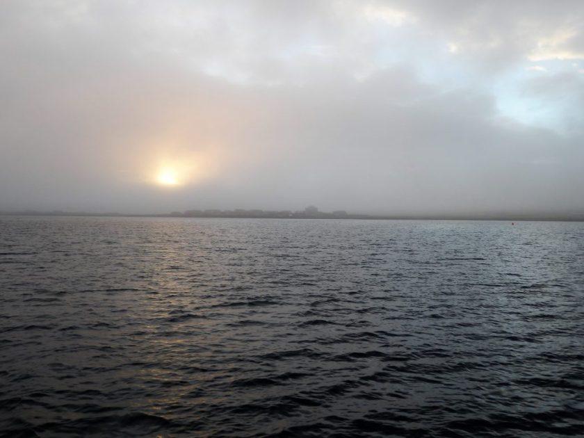 Sonnenaufgang Kirkwall