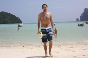 Snorkling på Ko PhiPhi