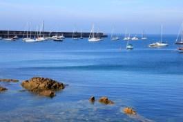 Alderney Braye Harbour