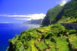 Nordküste Madeira bei Seixal
