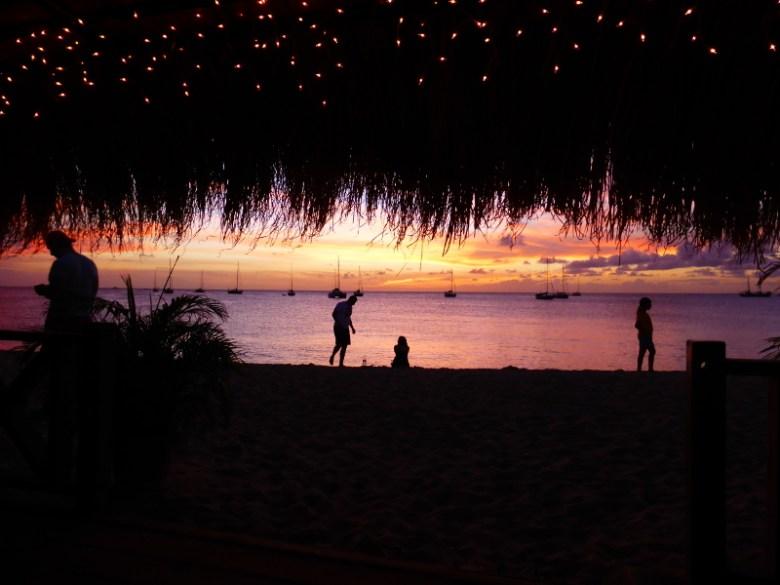 St.Lucia Reduit Beach