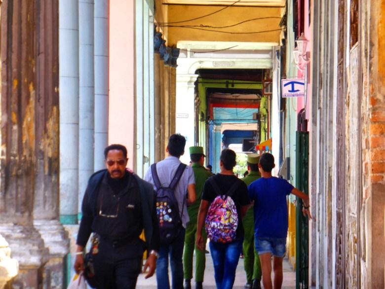 Kuba gestern und heute
