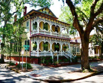 Gingerbread House Savannah