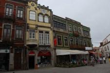 Platz in Povoa de Varzim