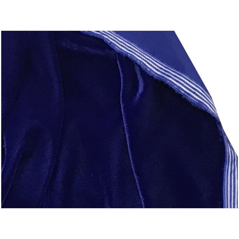 tissu velours au metre pas cher en grande largeur pour vetements customisations decorations ameublements