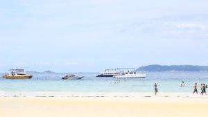 Pantai Tien Pulau Koh Larn Indah