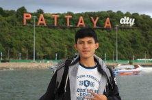 Dermaga Bali hai Pattaya City