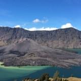 Danau Segara Anak Gunung Rinjani
