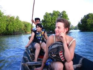 Keliling Hutan Mangrove Pulau Pari