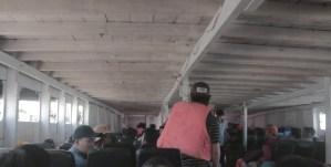 KM Nusantara dari Dalam