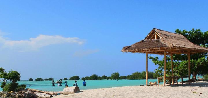 Pantai Pasir Perawan Pulau Pari