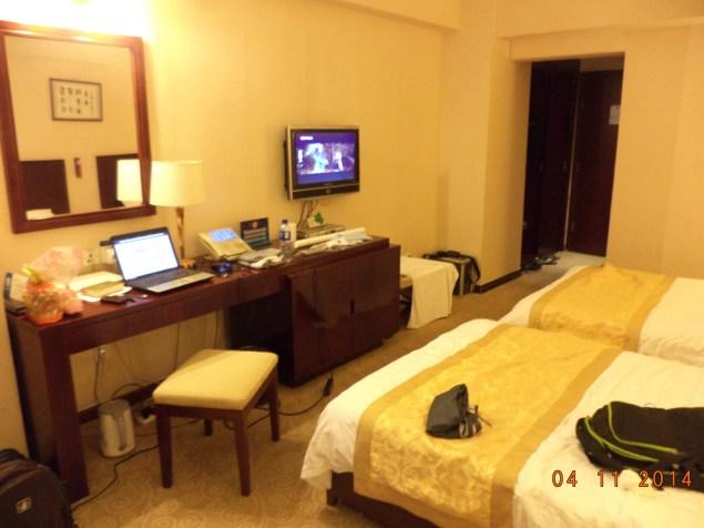 JingYan Hotel Room 2