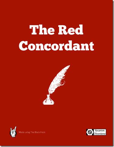 The Red Concordan Covert