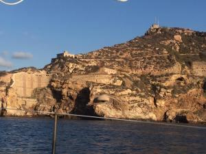 Cliffs at Cartagena