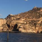 Klipper ved Cartagena