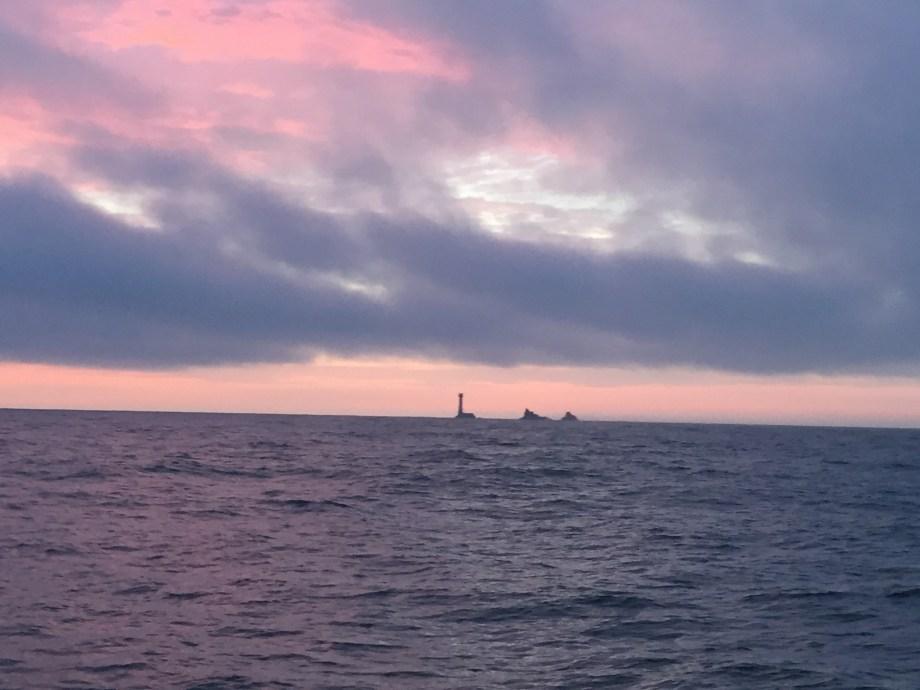Lands end, Longships Lighthouse