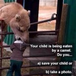 Child-Eating Camel