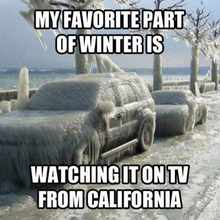 Watch Winter from California