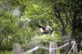 La mejor caza de torcaz