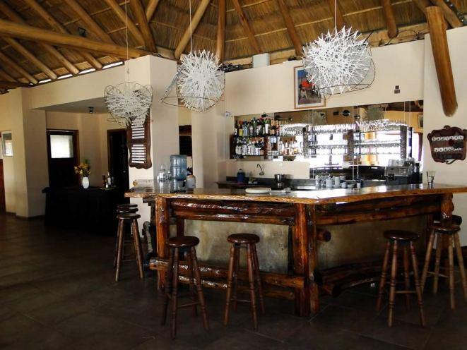 El bar de El Cortijo