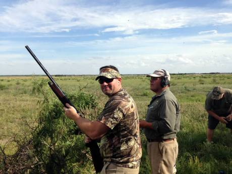 Wingshooting in Argentina