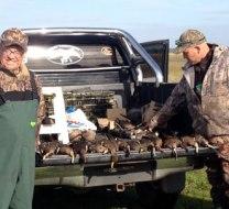 Mixed bag hunting