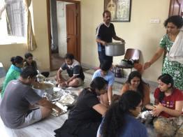 Sathish & team