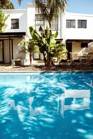 Antrim villa Pool