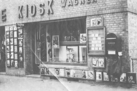 Kiosk Wagner