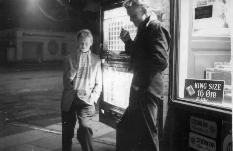 1954 - Cigaretautomaten