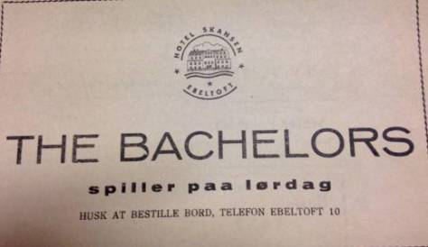 The Bachelors 1963-1964-Ebeltoft