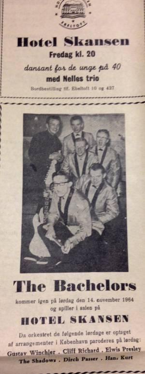 The Bachelors 1964, Ebeltoft Folketidende