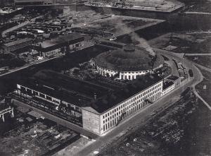 BW støberihal ca. 1960