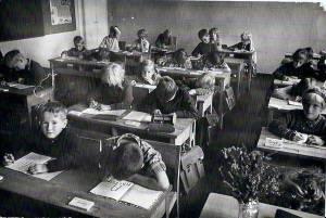 Ellebjerg skole 1963