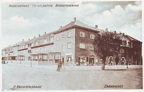 P. Knudsens Gade - Enghavevej