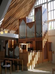 Kirke Orgel