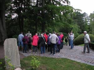 Vestre Kirkegård Rundvisning 035