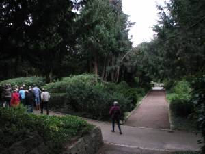 Vestre Kirkegård Rundvisning 041