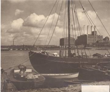 Foto af H.C.Ørstedsværket.