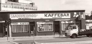 Kaffebaren Sydhavnsgade