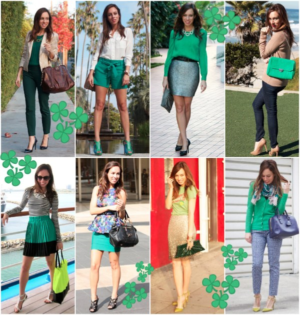 Happy St. Patrick's Day! | Sydne Style