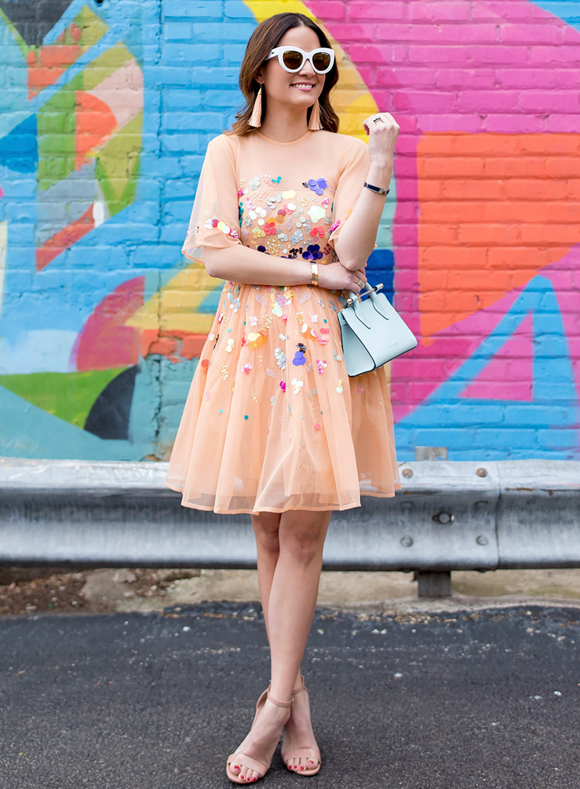 Six Pastel Outfit Ideas For Spring 2017 Fashion Trends